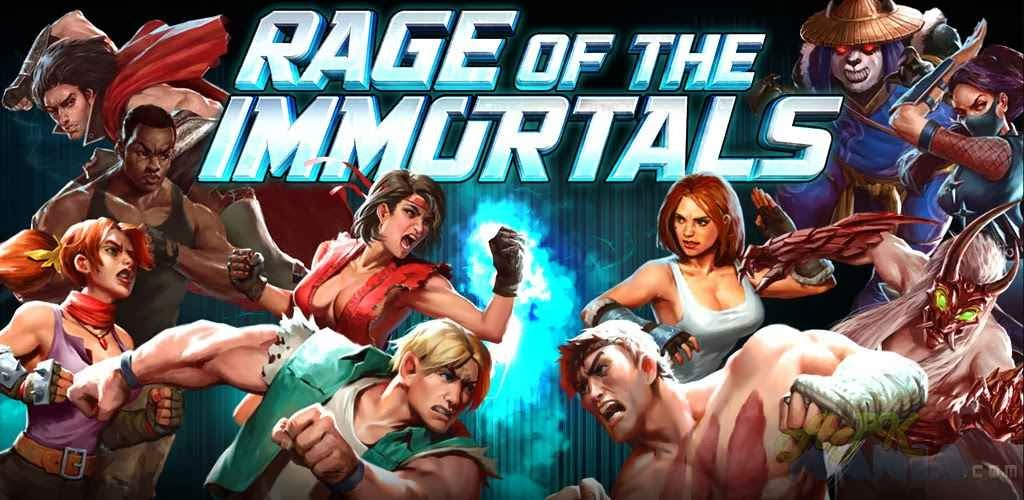 rage of the immortals