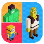 Guess Blocky Character Quiz answers