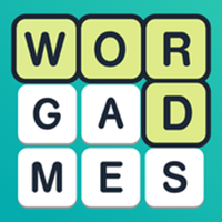 Words Games Trace a Word Puzzle