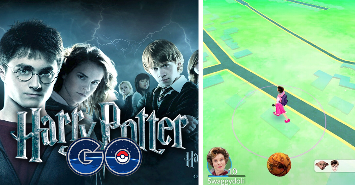 Harry Potter Go Gameplay