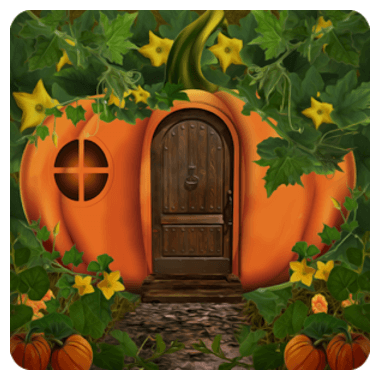 Pumpkin House Witch Escape walkthrough