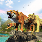 Wild Tiger Survival Simulator
