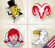 Logo Quiz USA Brands - All Answers to Levels 1-240