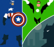 Comic Superhero Quiz - All Answers and Levels