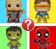 Comic Book Character Pic Quiz