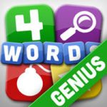 4 Words Genius
