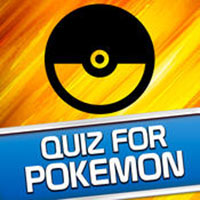 Quiz for Pokemon!