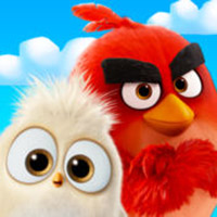 Angry Birds Match walkthrough