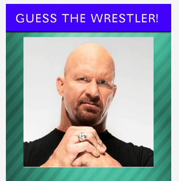 Wrestling Icon Quiz