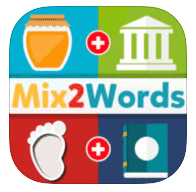 Mix 2 Words Free answers all levels