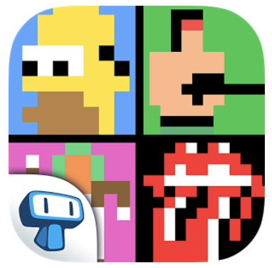 Pixel Pop answers all levels