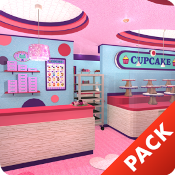Escape the Sweet Shop Series walkthrough