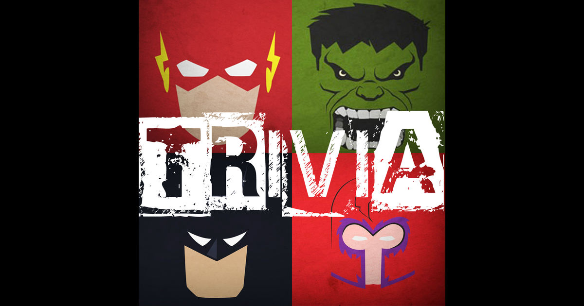 Comics Superhero Quiz