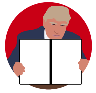 Donald Draws Executive Doodle Memes Gif Maker