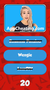 Guess Youtubers - Wengie