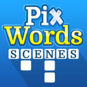 Pixwords Scenes Levels 321-330 Answers
