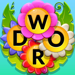 Word Flowers Savor Level 16 Answers